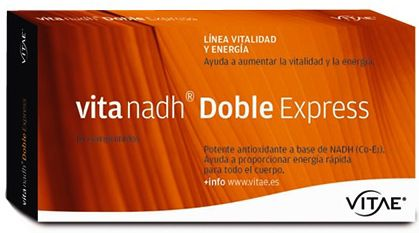 Vitanadh Doble Express 10 comprimidos sublinguales