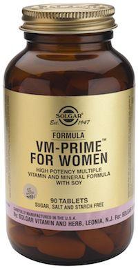 Solgar VM Prime Women 90 comprimidos