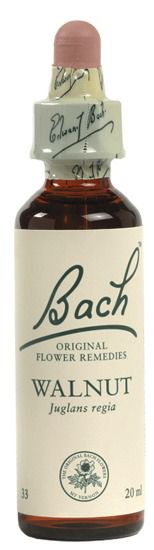 Flores de Bach Walnut 20ml