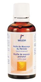 Weleda aceite para masaje prenatal 50ml