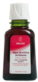 Weleda agua dentifrica de Ratania 50ml
