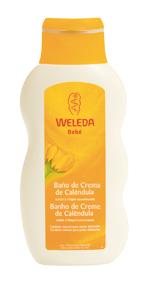 Weleda baño de crema de Calendula 200ml