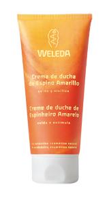 Weleda crema de ducha de Espino Amarillo 200 ml