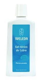 Weleda gel tónico de Cobre 200ml