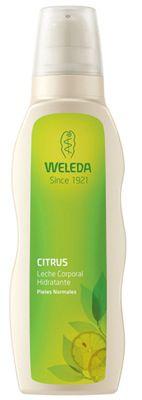 Weleda leche corporal de Citrus 200ml