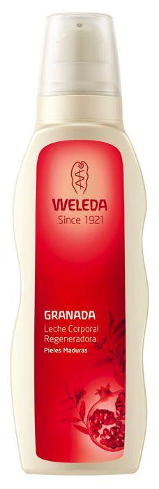 Weleda leche corporal Regeneradora de Granada 200ml
