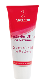 Weleda pasta dentífrica de Ratania 75ml