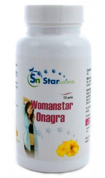 WomanStar Onagra 500 mg 125 perlas