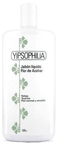 Yipsophilia Jabón Flor de Azahar 500ml