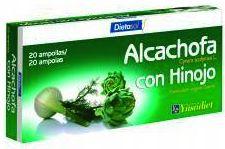 Fitosol Alcachofa con Hinojo 20 ampollas