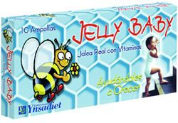 Ynsadiet Jelly Baby 10 viales