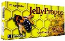 Ynsadiet Jelly Propos 20 ampollas
