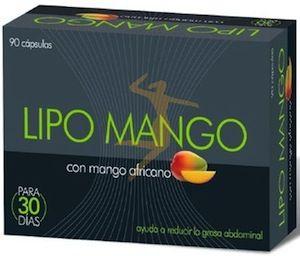 Ynsadiet Lipo Mango 90 cápsulas
