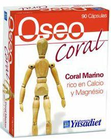 Ynsadiet Oseo Coral 90 cápsulas