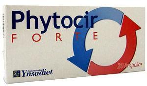 Ynsadiet Phytocir Forte 20 ampollas