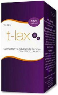 T Lax 60 cápsulas