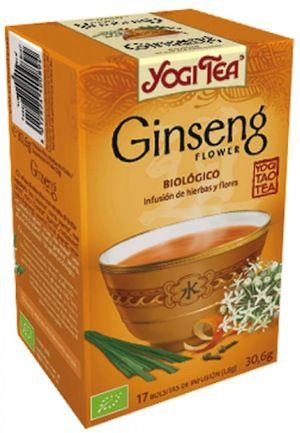 Yogi Tea Ginseng Flower 17 bolsitas