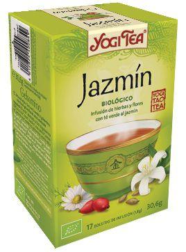Yogi Tea Jazmin 17 bolsitas