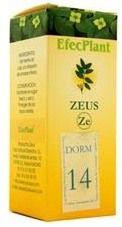 Zeus Efecplant 14 Insomnio 60ml