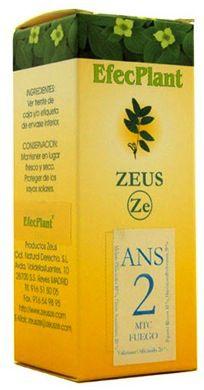 Zeus Efecplant 02 Ansiedad-Angustia 60ml