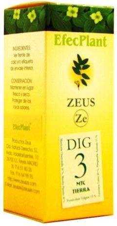 Zeus Efecplant 03 Bazo-Digestión 60ml