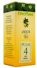 Zeus Efecplant 04 Pulmón-Vías Respiratorias 60ml