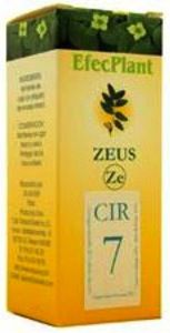 Zeus Efecplant 07 Circulatorio 60ml