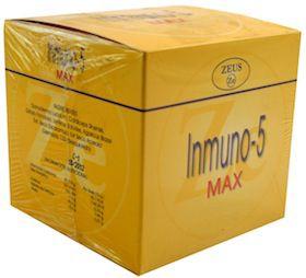 Zeus Inmuno-5 Max 7 sobres