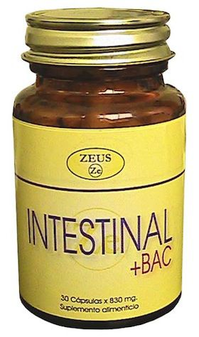 Zeus Intestinal Bac 30 cápsulas