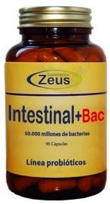 Zeus Intestinal Bac 90 cápsulas