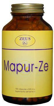 Zeus Mapur-Ze 400mg 180 capsulas