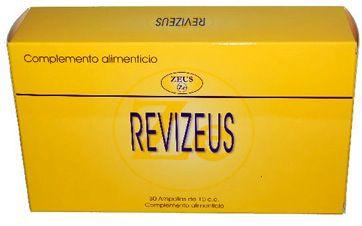 Zeus Revizeus 30 ampollas