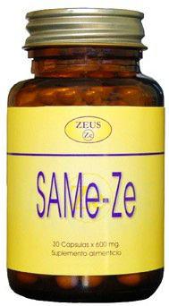 Zeus Same-Ze 30 cápsulas