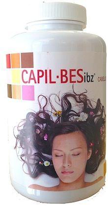 Zolich Capilbes 180 cápsulas