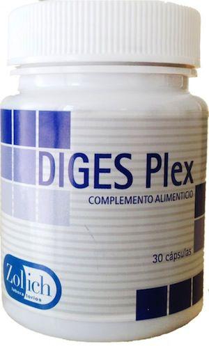 Zolich Digesplex 30 cápsulas