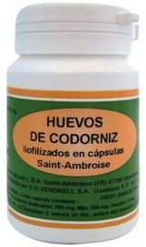 Saint Ambroise Huevos de Codorniz Liofilizados 120 cápsulas